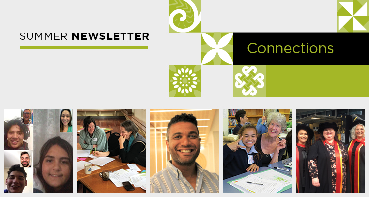 NZYMN Connections Newsletter slide